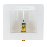 """1/2"""" Sweat Steam Dryer Outlet Box"""